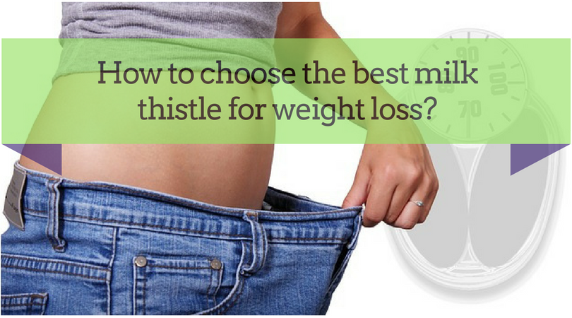 best-milk-thistle-for-weight-loss